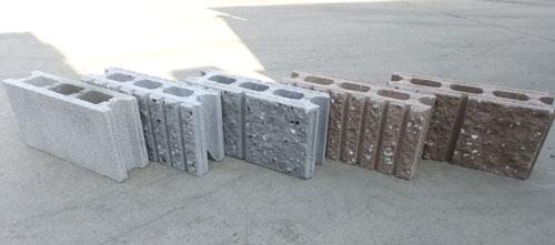 各種コンクリートブロック